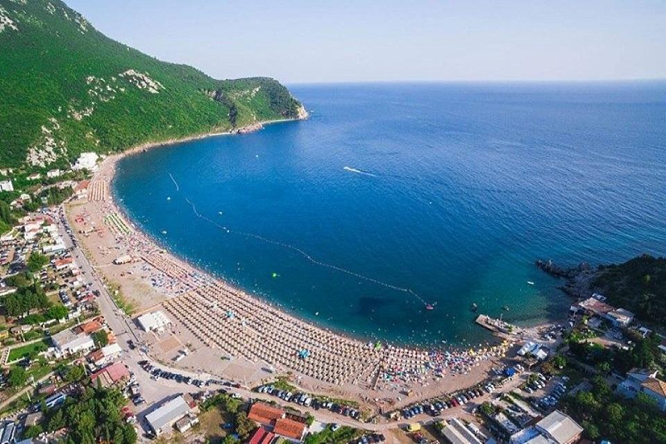 Crna Gora Letovanje Čanj