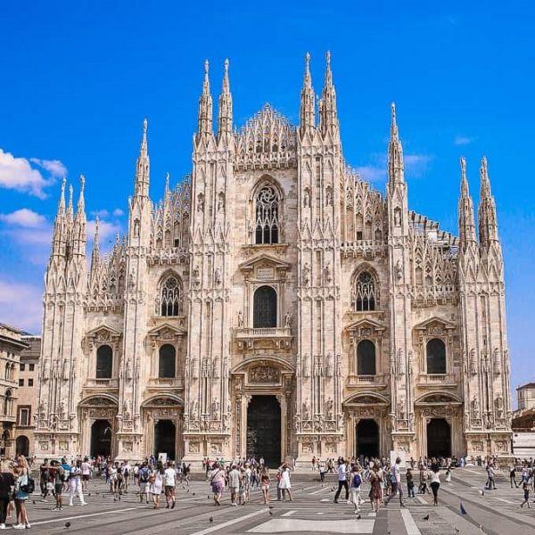 Milano katedrala Duomo