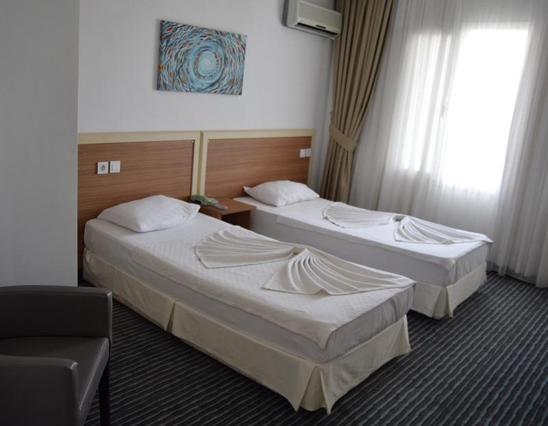 Hotel Amphora soba