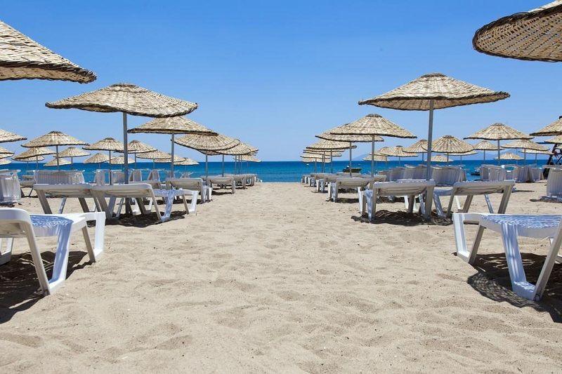 Hotel Musho 4* plaža