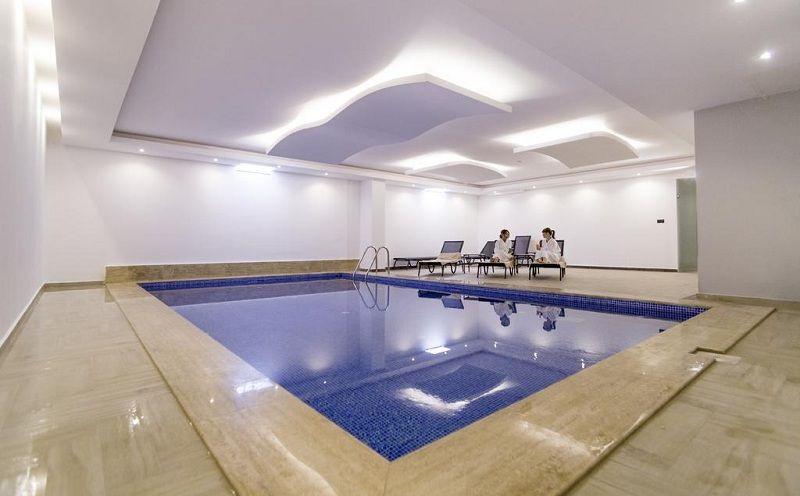 Hotel Musho 4* zatvoreni bazen