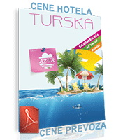 cenovnik turska 2020