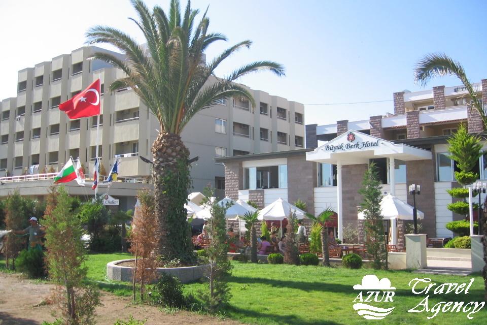 Turska Letovanje Sarimsakli HOTEL BUJUK BERK 3+*