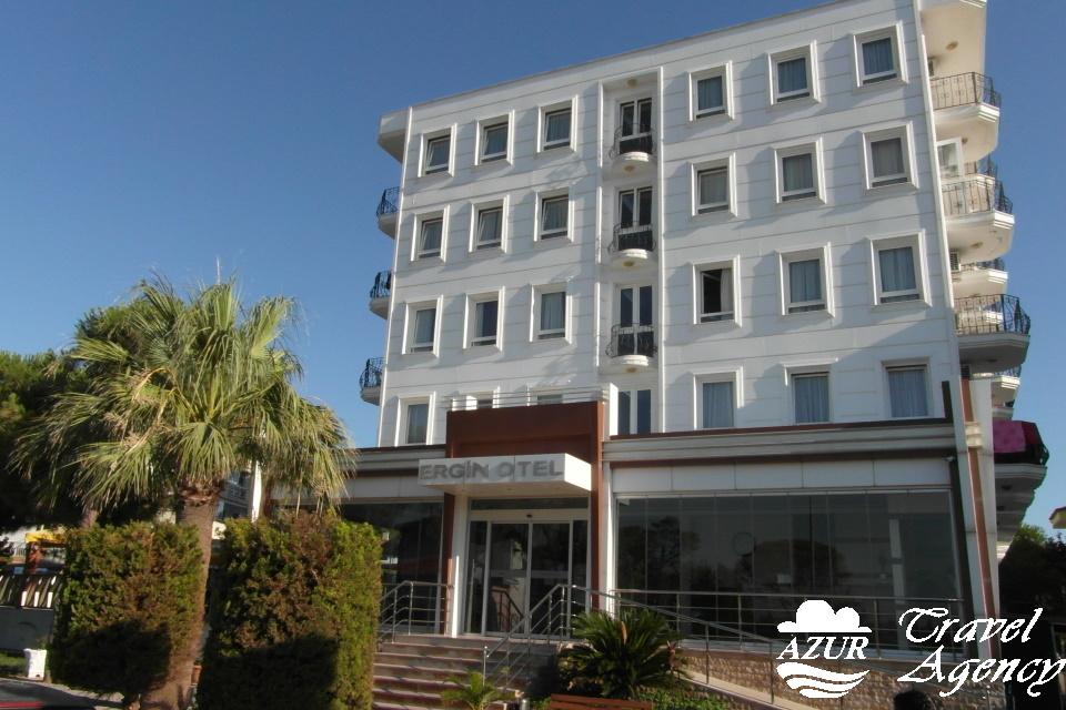 Turska Letovanje Sarimsakli HOTEL ERGIN 3+*