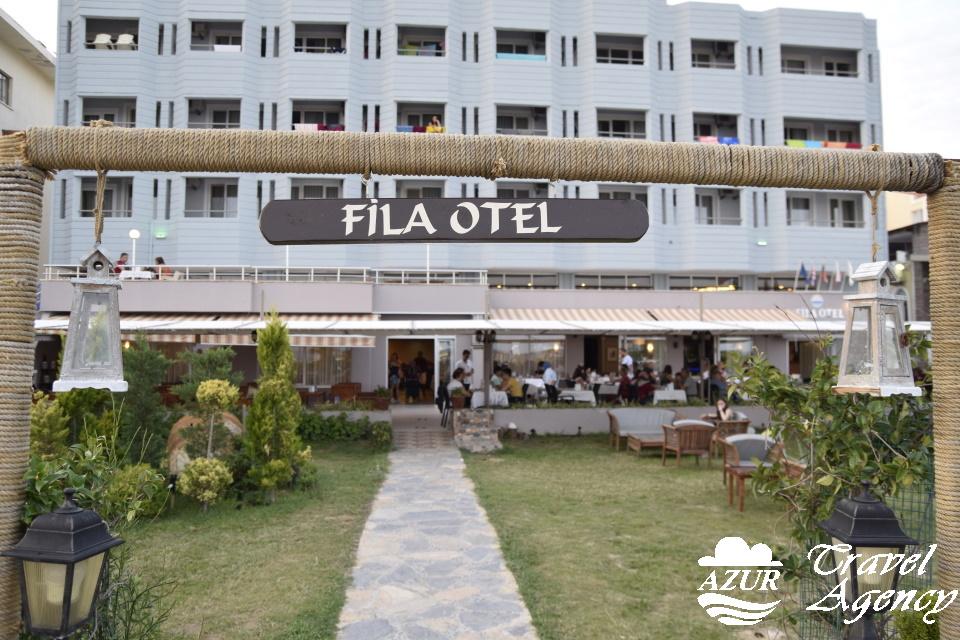 Turska Letovanje Sarimsakli HOTEL FILA 3*