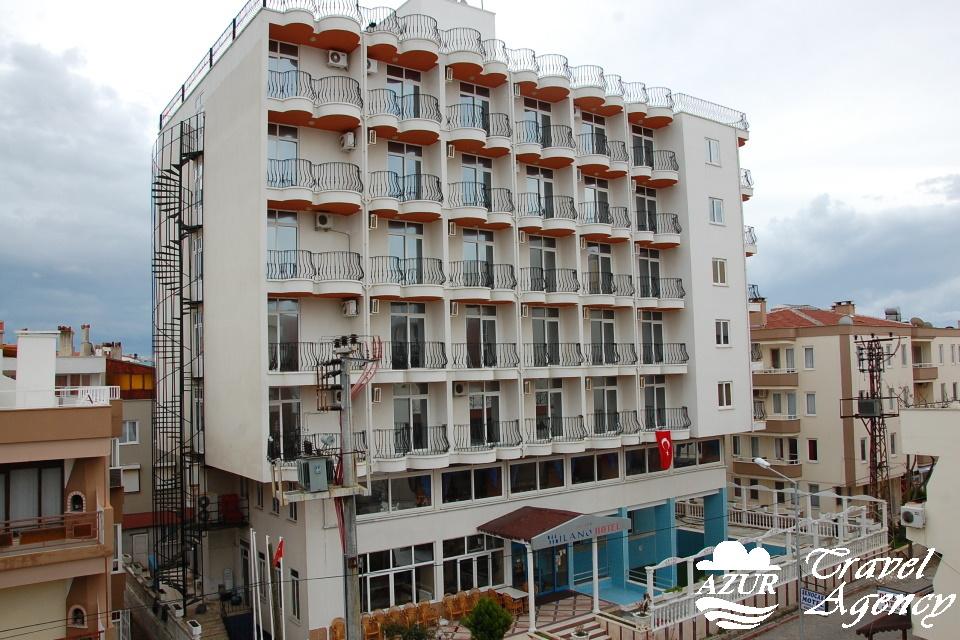 Turska Letovanje Sarimsakli HOTEL GRAND MILANO 3*