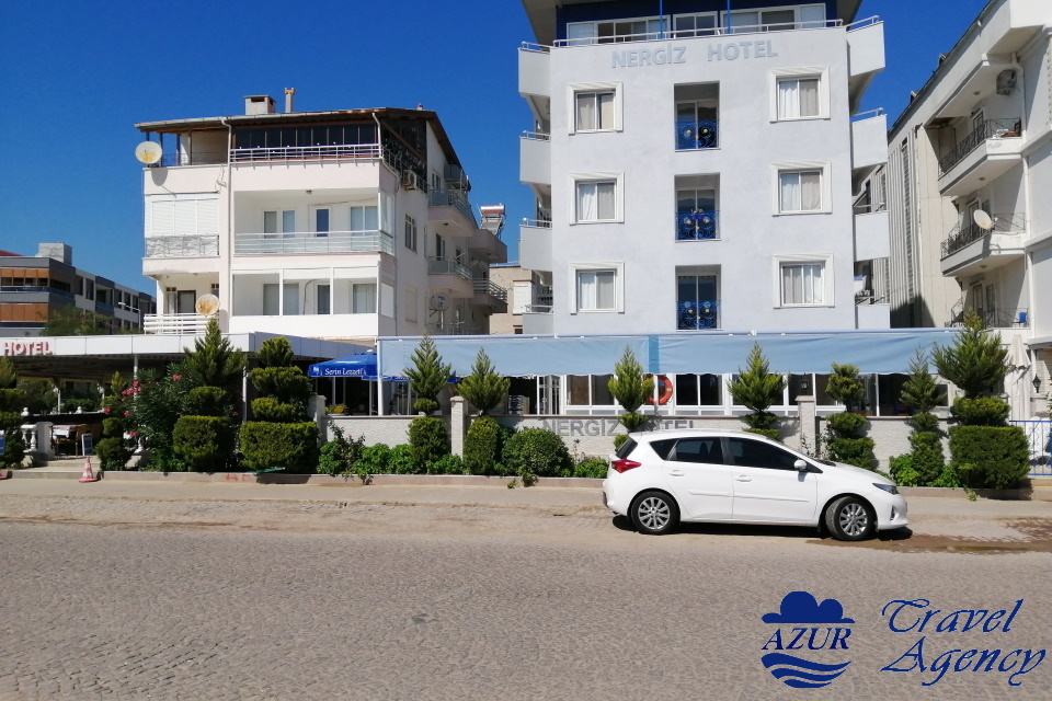 Turska Letovanje Sarimsakli HOTEL NERGIZ 3*