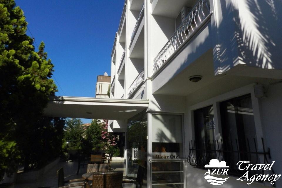 Turska Letovanje Sarimsakli HOTEL OLCAY 2+*