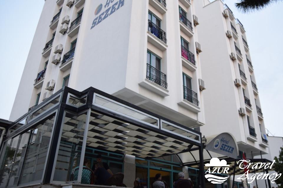 Turska Letovanje Sarimsakli HOTEL SEZER 3*
