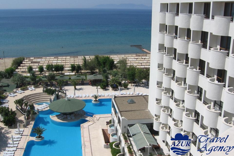 Turska Letovanje Sarimsakli HOTEL TEMIZEL