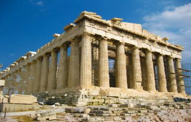 Atina - Partenon na Akropolju