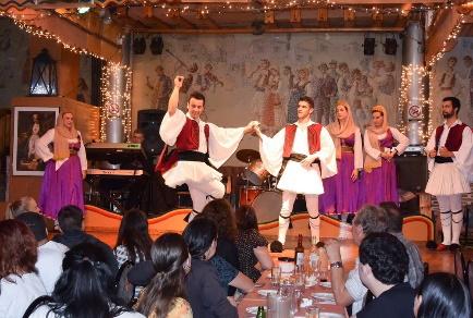 Taverna na Plaki: Grčko veče, detalj