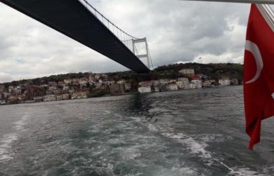 Pogled sa Bosfora: Ataturk most