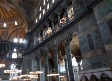 Aja Sofija, 5.vek, najveći   pravoslavni hram na svetu