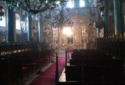 Sedište pravoslavne crkve, Vaseljenska patrijaršija