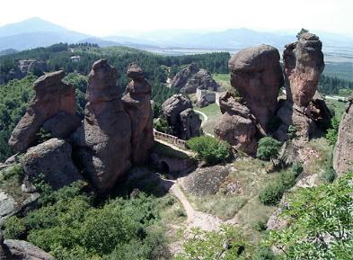 Belogradčik tvrđava - Kaleto