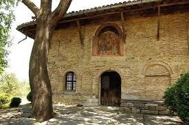 Arbanasi, jedna od tipičnih crkava