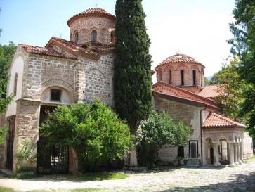 Bačkovski manastir