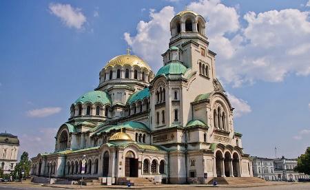 Sofija - Katedrala Aleksandra Nevskog